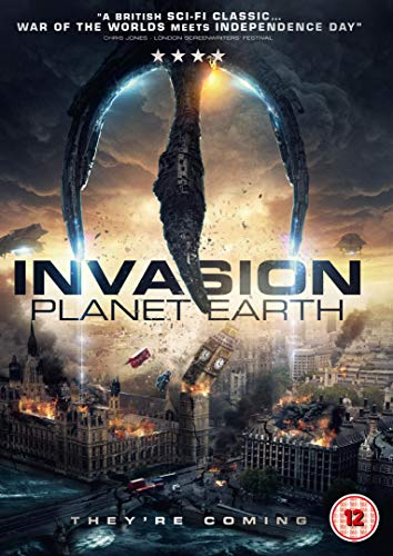 Invasion Planet Earth [DVD] [2019]