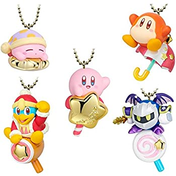 Amazon.com: Kirby 3. suikomi Soft Vinyl Collection: Toys & Games