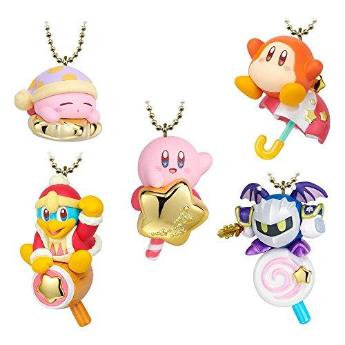 Bandai Shokugan Twinkle Dolly Kirby Action Figure (Set of 5)