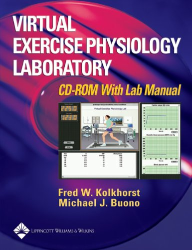 Virtual Exercise Physiology Laboratory: CD-ROM with Lab Manual