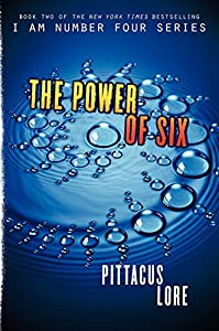 Paperback The Power of Six (Lorien Legacies, Book 2) Book