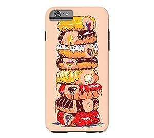 8-BITTEN iphone 5c Apricot Tough Phone Case - Design By Humans