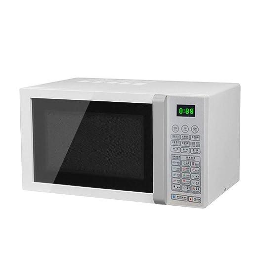 DAETNG Horno microondas Pantalla Digital de 23 litros de Capacidad ...