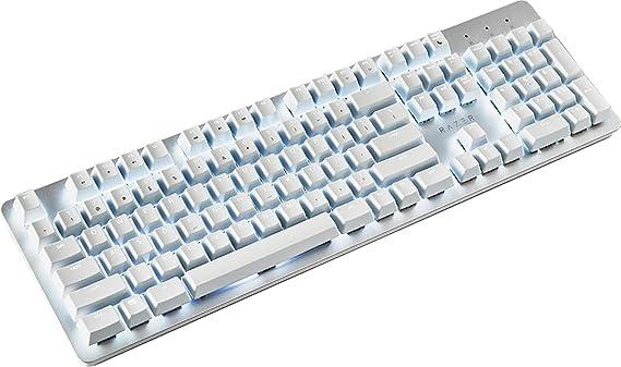 Razer Pro Type Teclado profesional inalámbrico ergonómico para una adecuada productividad en la oficina, inalámbrico USB para PC/Mac, Bluetooth, hasta ...