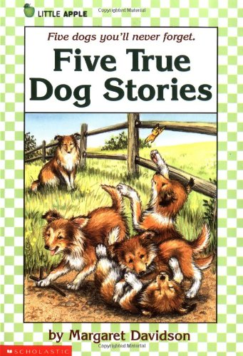 Five True Dog Stories (Little Apple)