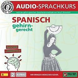 Spanisch gehirn-gerecht: 2. Aufbau (Birkenbihl Sprachen)