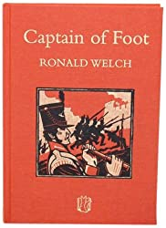 Captain of Foot (Carey Novels)