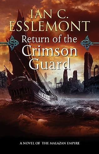 book cover of Return of the Crimson Guard
