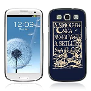 YOYOSHOP [Cool Skilled Sailor Illustration] Samsung Galaxy S3 Case by icecream design