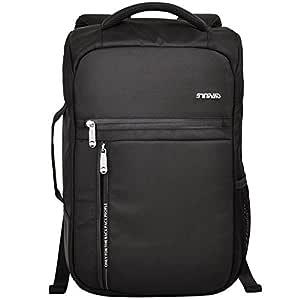 uoobag negocios mochila con bolsillo para portátil bolsa de viaje ...