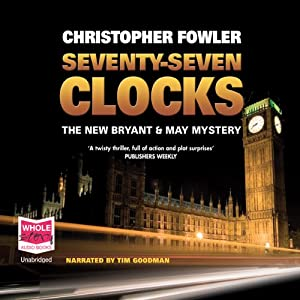 Seventy-Seven Clocks Audiobook