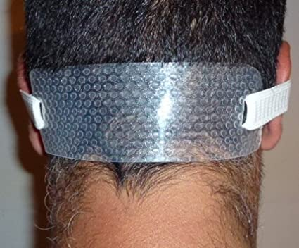 Neck hair guide a template for shaving and keeping a clean and neck hair guide a template for shaving and keeping a clean and straight neck hairline solutioingenieria Choice Image