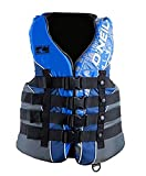 O'Neill Wake Waterski Men's Superlite USCG Vest (Pac/Nvy/Col, XX-Large)