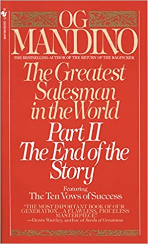The Greatest Salesman In The World Part 2 The End Of The