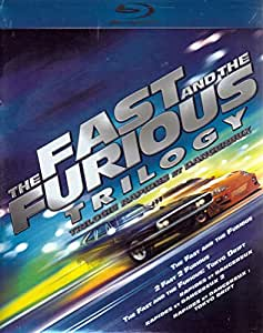 The Fast and the Furious Trilogy [Blu-ray] (Bilingual)