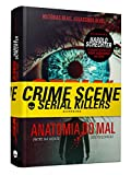 capa de Serial Killers - Anatomia do Mal
