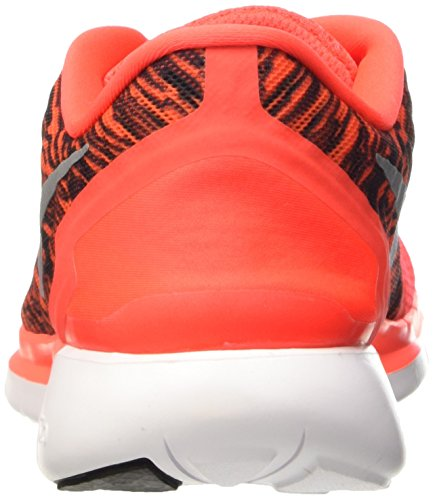 's Running white 5 Print Bright Orange 600 Black NIKE Men Free 0 Shoes Orange Crimson 5wTYHq