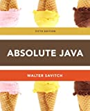 Absolute Java 5th Edition