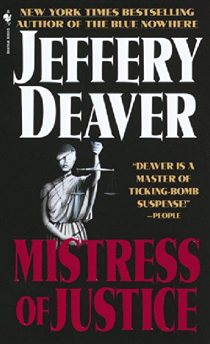 book cover of Mistress of Justice