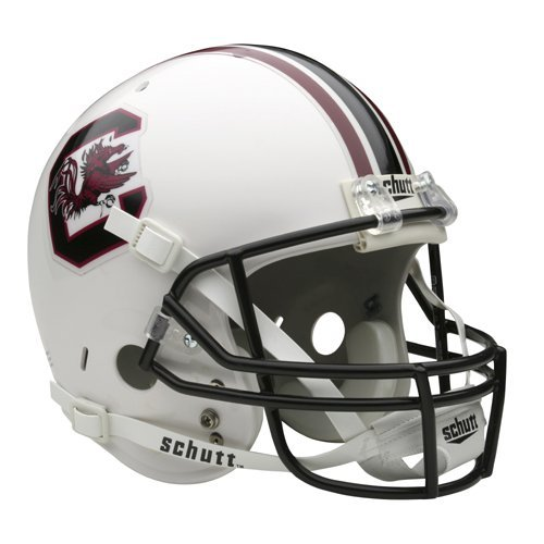 South Carolina Replica Helmet - South Carolina Fighting Gamecocks NCAA Replica Full Size Helmet South Carolina Fighting Gamecocks N