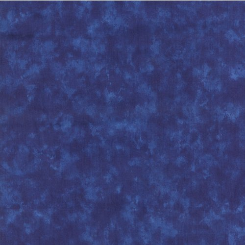 Moda Marble Quilt Fabric Blue By The ()