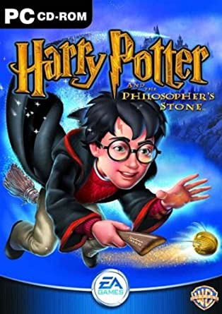 Image result for harry potter and sorcerer's stone pc game pack
