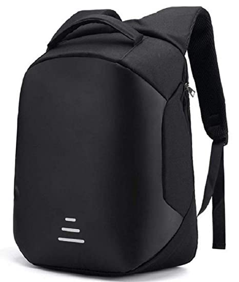 316e3f268 SWAGG Anti Theft Backpack Waterproof 15.6 Inch Laptop Backpack USB Charging  Port 30 Ltrs Travel Hiking Fashion Business Bag for Men Women Unisex ...