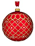 Waterford HH Colleen Ball Ornament