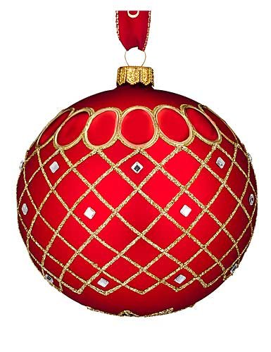 Waterford Colleen Accent - Waterford HH Colleen Ball Ornament