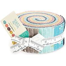 Desert Bloom Jelly Roll by Sherri & Chelsi for Moda, 37520JR