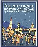 Linnea Design 2017 Poster Calendar Art By Johanna Riley