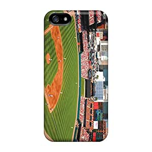 GAwilliam Premium Protective Hard Case For Iphone 5/5s- Nice Design - St. Louis Cardinals