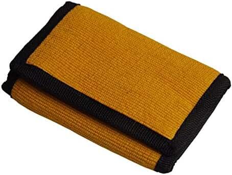 Green Breeze Imports Natural Abaca Fiber Large Wallet