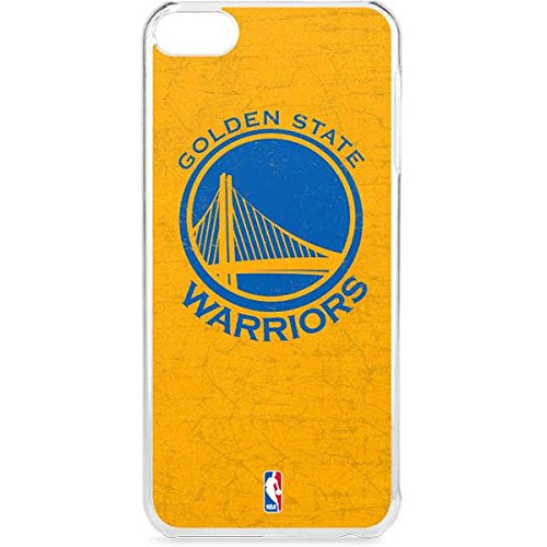 Skinit NBA Golden State Warriors iPod Touch 6th Gen LeNu Case - Golden State Warriors Distressed Design - Premium Vinyl Decal Phone Cover by Skinit