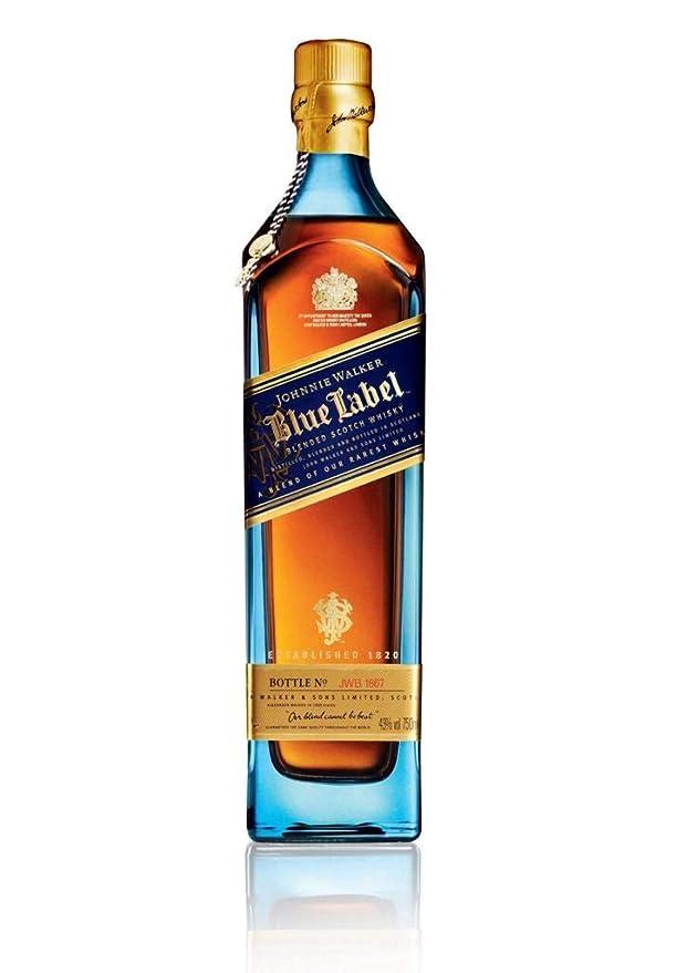 Johnnie Walker Blue Whisky Escocés - 700 ml