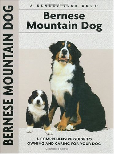 Bernese Mountain Dog (Comprehensive Owner's Guide) by Brand: Kennel Club Books