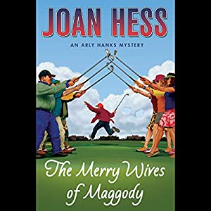 The Merry Wives of Maggody Audiobook