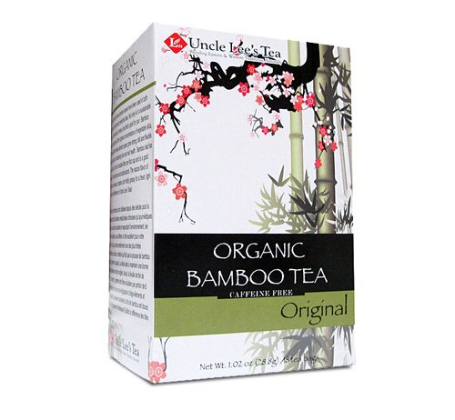- Uncle Lees Tea Organic Tea - Bamboo Original - 18 Bags