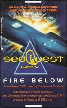 Book Fire Below (seaQuest DSV)