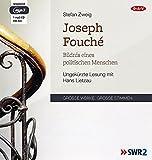 Joseph Fouché: Bildnis eines politischen Menschen (Ungekürzte Lesung, 1 mp3-CD)