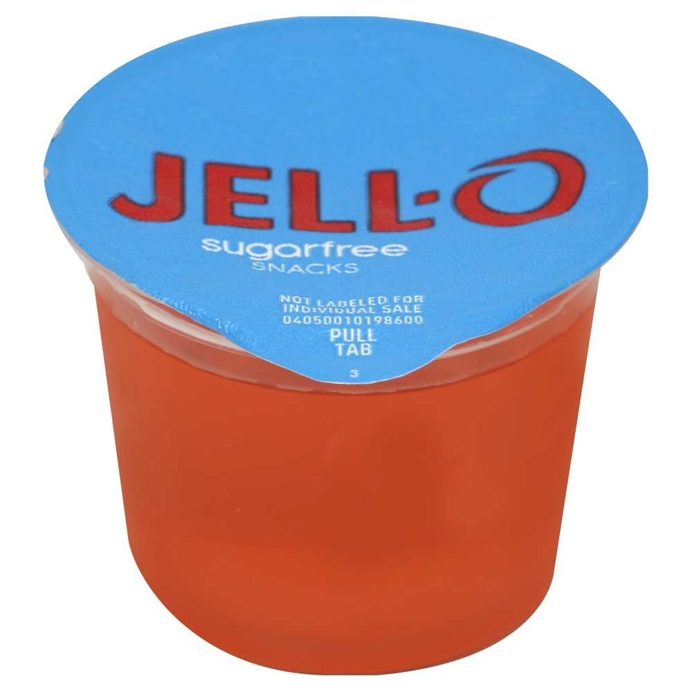 Jell O Sugar Free Strawberry Kiwi Gelatin Dessert, 12.5 Ounce - 6 per case.