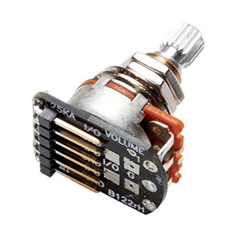 EMG Split Shaft 25K Volume Potentiometer