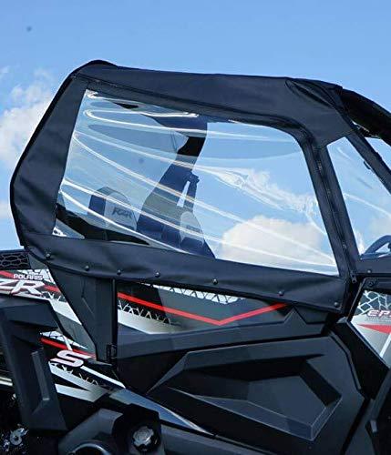 (Over Armour Offroad 2016-18 Polaris RZR S 1000 Hard Coating Full Cab Enclosure w| Aero-Vent Windshield PO-1000S-FC02)