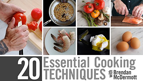 20 Essential Cooking Techniques - Fish Butchering Knife
