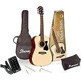 Ibanez IJV30 Acoustic Guitar Jam Pack