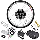 26 Inch 36v 500w Front Wheel Electric Bicycle Motor Conversion Kit by Generic
