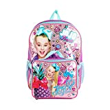 Toys : Nickelodeon JoJo Siwa Purple Bow Backpack with Insulated Lunch Kit School Bag