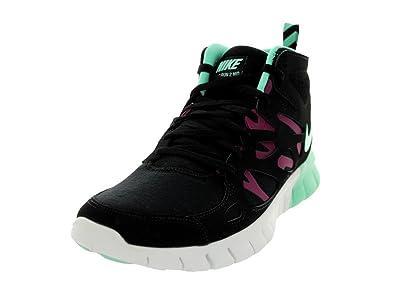 Nike womens free run 2 sneakerboot hi top running trainers 616716 ... 81b9d2f7a3