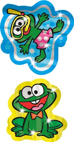 Funny Frogs Foil - 6
