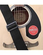 RJ100BK Gitar Askısı Polipropilen Orjinal Deri Başlıklı Siyah